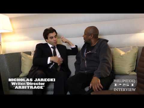Phillip Siddiq interviews Nicholas Jarecki for ARBITRAGE.