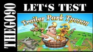 [Let´s Test] Trailer Park Tycoon - Gameplay - Review