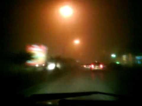 Aleppo Fog Night Tour ... Amazing :)