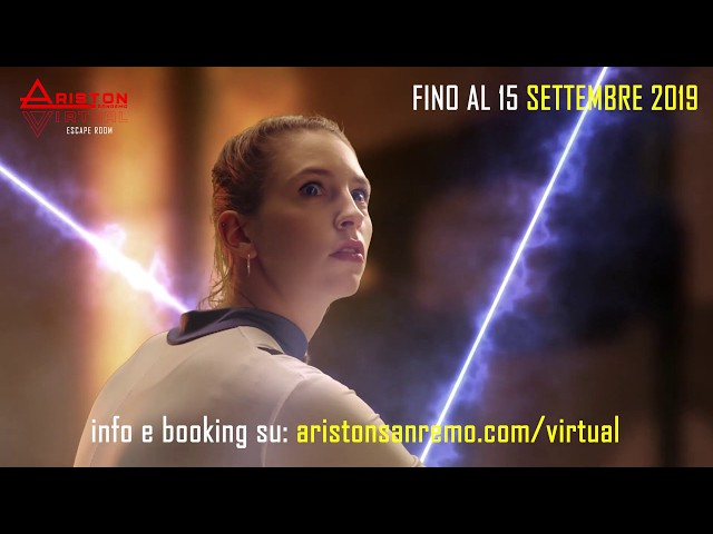 Ariston Virtual Escape Room HUXLEY