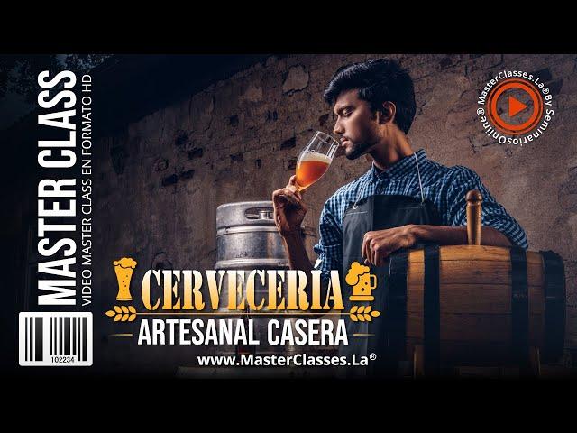 Cervecería Artesanal Casera - Sin experiencia previa, conviértete en un experto.
