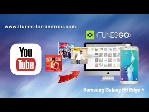 How To Download Music From YouTube To Samsung Galaxy S6 Edge + On Mac El Capitan For Free
