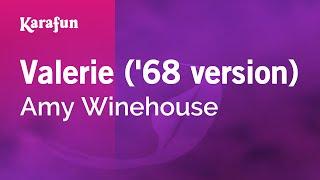 Karaoke Valerie (
