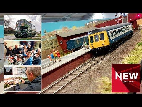 Basingstoke and North Hants Model Railway Society, Model Show 2019
