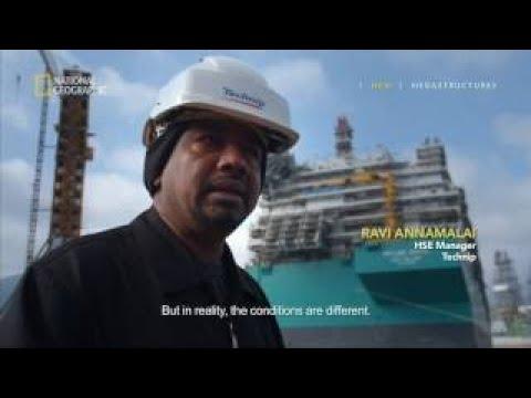 #PETRONAS FLNG SATU | PETRONAS First Floating LNG (liquefied natural gas) Facility