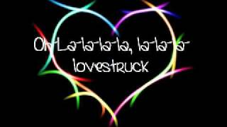 Blood On The Dance Floor- Love struck (Lyrics)