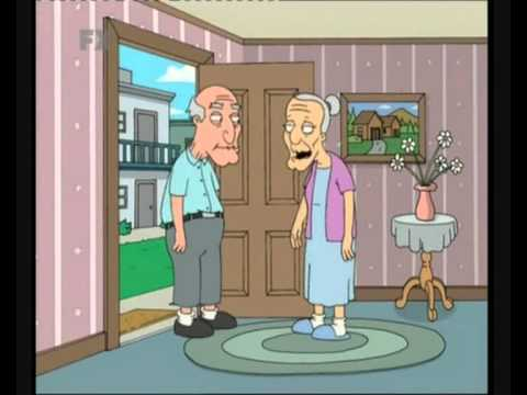 Stewie sings to old people from YouTube · Duration:  57 seconds