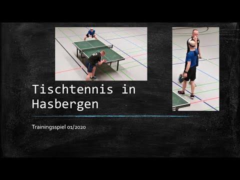 Tischtennis in Hasbergen