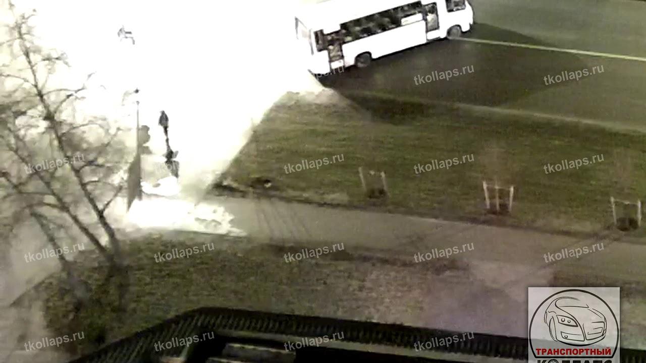 Авария в Красном Селе 08.11.17