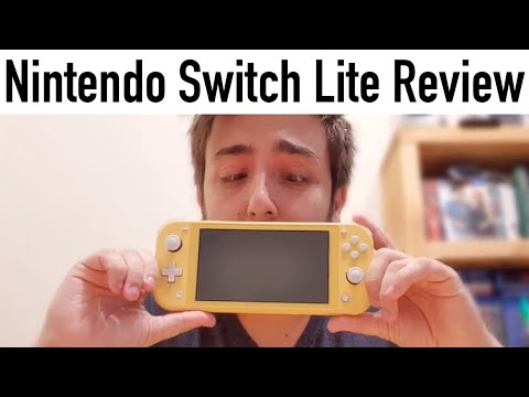 Nintendo Switch Lite Review - Is Less More?