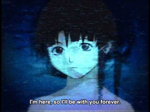 Understanding Serial Experiments Lain Final Episode Youtube