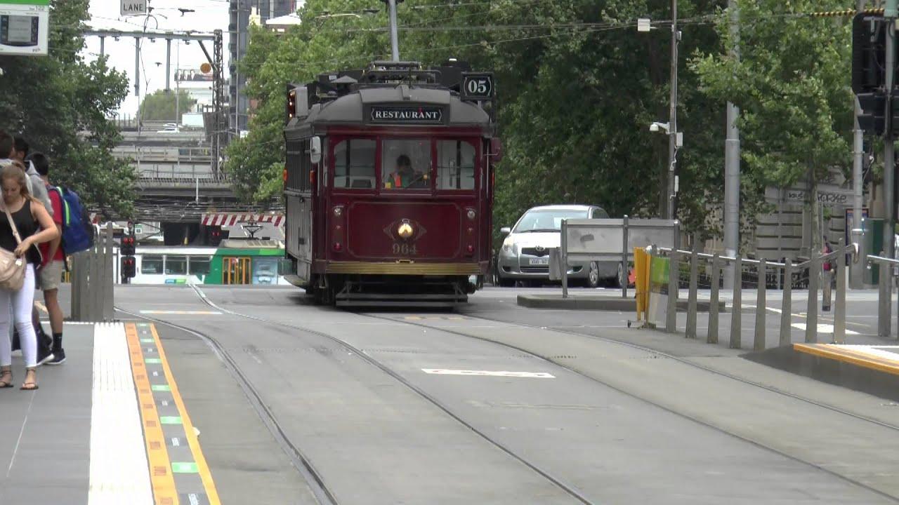 restaurant tram on rails january 2015 melbourne trams. Black Bedroom Furniture Sets. Home Design Ideas