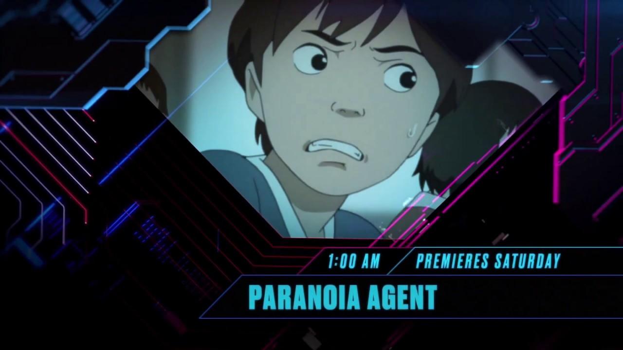Toonami - Paranoia Agent Promo (Saturday) (HD 1080p) - YouTube