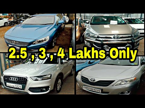 USED Cars For Sale In TamilNadu | Luxury Cars For Sale In Ch