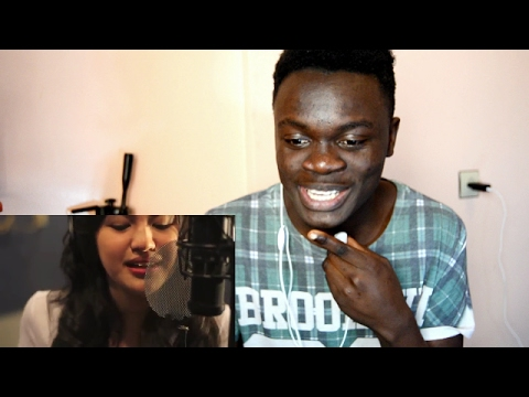 Chris Brown - Look At Me Now (cover) by Julie Anne San Jose  REACTION