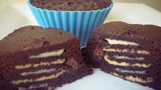 Peanut Butter & Oreo Brownies