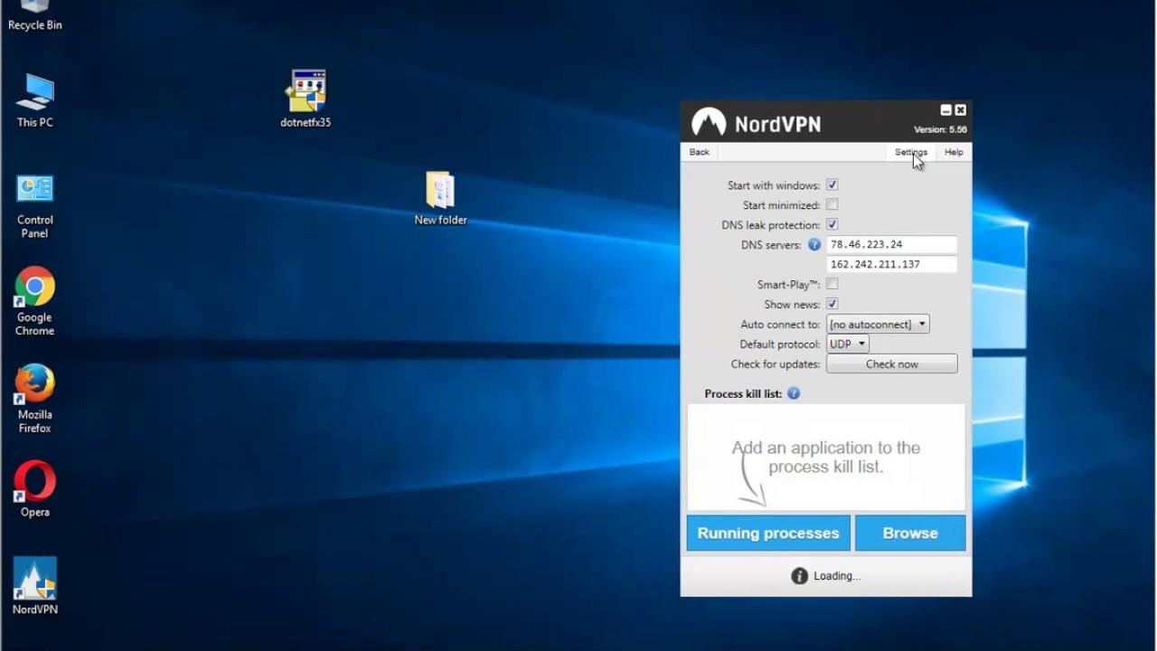 nordvpn download windows 10