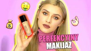 Makijaż kosmetykami z wyższej półki cenowej!