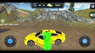 NY Taxi Driver - Crazy Cab Driving Games 2019( By Futuristic Game Studio) Android Gameplay[HD]