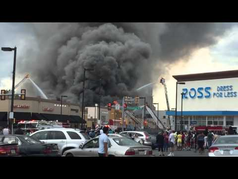 69th Street Upper Darby Working Fire