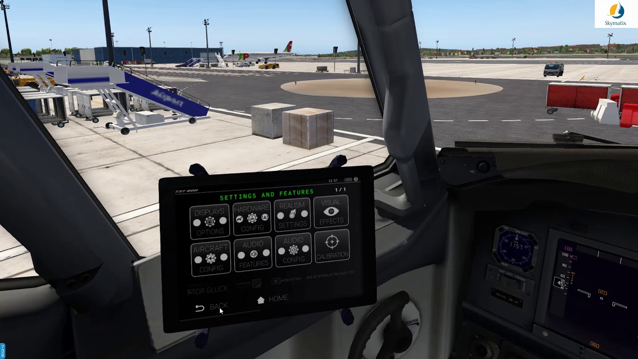 Zibo 738 Tablet - Tips and Tricks