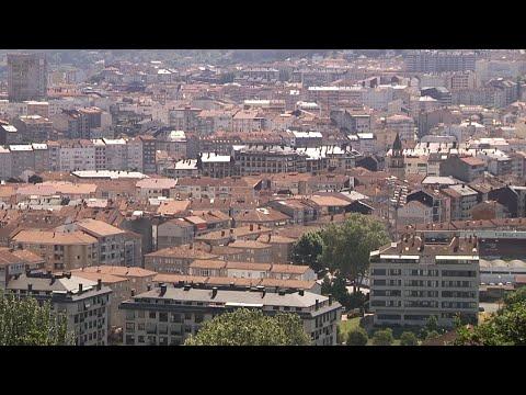 Ourense ya supera los 668 casos activos de covid