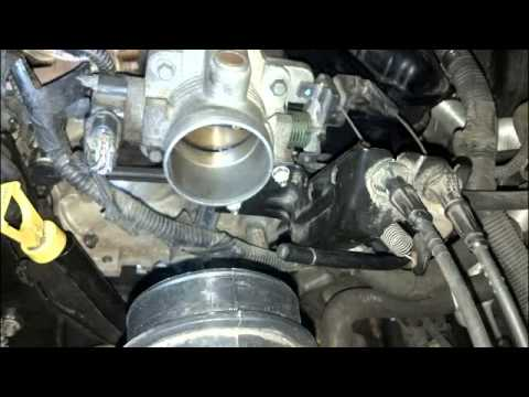 Lower Intake Removal Ford 3 9 Slideshow Youtube