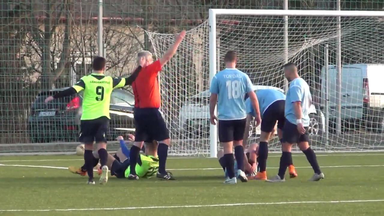 Fejér Megyei labdarúgó bajnokság 16.fordulójának a gólösszefoglalója