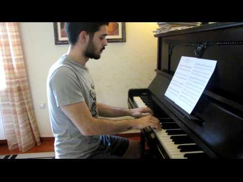 Wolfgang Amadeus Mozart - Lacrimosa Requiem in D minor (K. 626) (Piano) (Antonis Papakonstantinou)