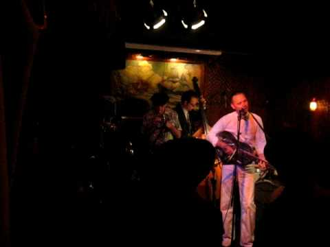 CW Stoneking - Jungle Lullaby, August 11, 2009 @ The Redwood in Downtown LA mp3