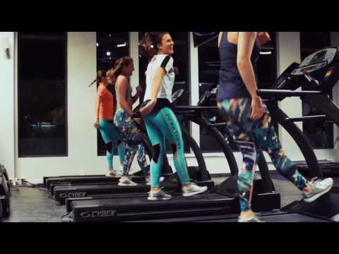 Treadmill dance - Full choreography