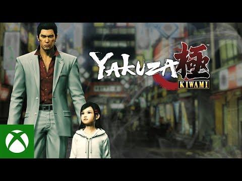 Yakuza Kiwami   Xbox Game Pass Announcement Trailer