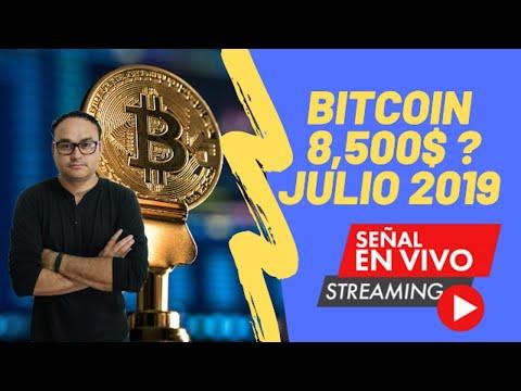 BITCOIN A LOS 8,500$? – CRIPTOMONEDAS JULIO 2019 | BITCOIN V220
