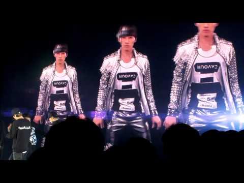 121017 MAXSTEP Full MV PYL SNSD Hyoyeon, Taemin, Eunhyuk, Henry, Kai, Luhan FANCAM