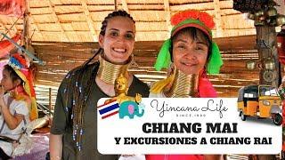 Viajar a Chiang Mai y excursiones a Chiang Rai / Tailandia 2018