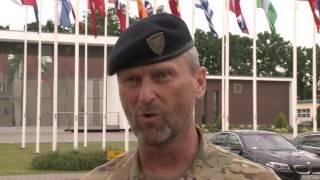 Danske soldater forsvarer NATO's nordøstlige flanke