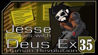 Deus Ex: Human Revolution - Part 35: Not the man I think I am thumbnail