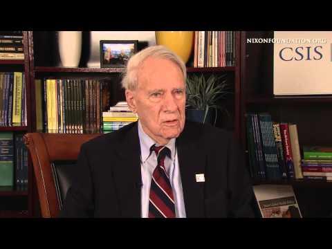 Energy Crisis Interviews: James R. Schlesinger
