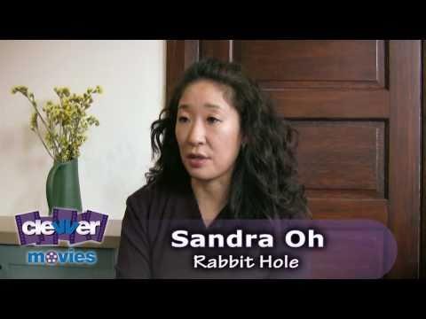 Sandra Oh Interview: Rabbit Hole