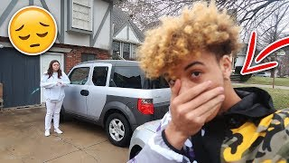 I GOT IN AN ACCIDENT... *NEW CAR*