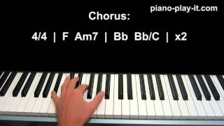 Have I Told You Lately Piano Tutorial Van Morrison