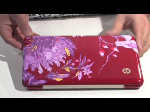HP Vivienne Tam Netbook Unboxing - HP Mini