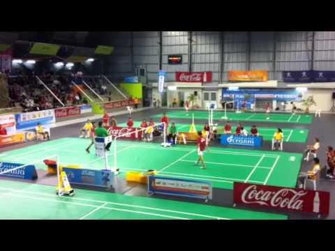 hqdefault - Jeux : Le badminton
