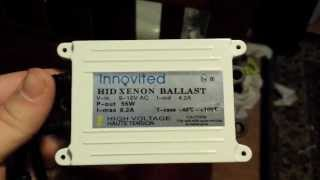 unboxing innovited 9006 8000k hid kit youtube HID Conversion Kit 55 w hid kit unboxing