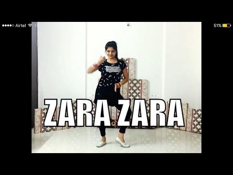 Zara zara | choreography | Dance | Race | Semiclassical | freestyle | katrina kaif | Saif Ali Khan thumbnail