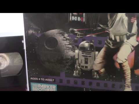 Matt's Board Game Review Episode 2: Star Wars the Interactive Video Board Game