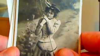 Vintage Postcards - Actresses ( 10 ) Marie Tempest, Olive Morrell, Nina Sevening, etc etc