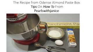 Almond Macaroons/italian Pignolis When You Add Pine Nuts Prior To Baking