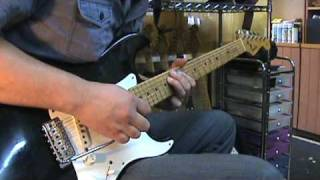 A Day In The Life - Jeff Beck - Cover