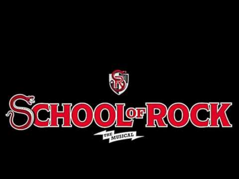 School of Rock - Give Up Your Dreams - Musical - Backing track - Karaoke
